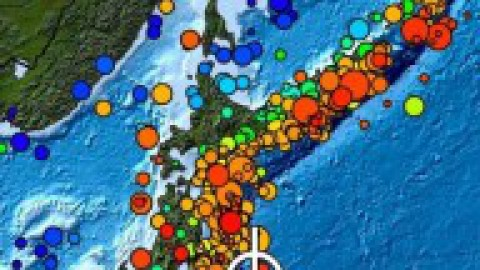 7.3 Earthquake and Tsunami Risk for Japan