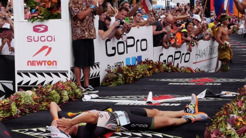 "IronMan Champion: ""Never judge your life because of one bad day"""