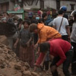 Nepal Rallies To Rebuild After Earthquake