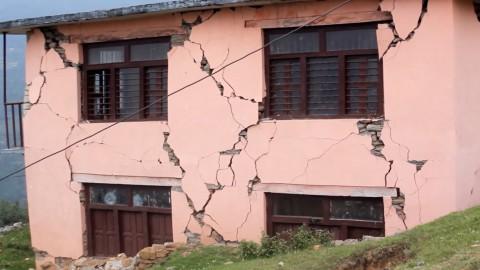 40 Spared In Nepal Aftershock