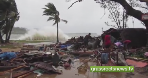 Vanuatu's Cyclone Damage  Exaggerated by Media