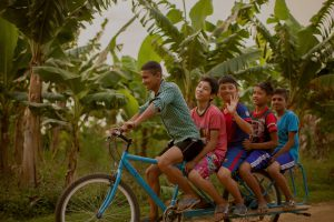 How one bike is changing Nepal