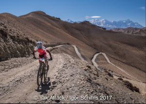 """Yak Attack"" The Highest Mountain Biking Race in the World, Kicks Off"